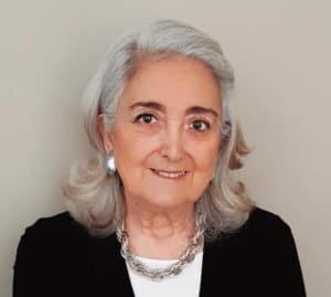 Carmen Mur, fundadora de Mur&Partners, en la sede de Barcelona.